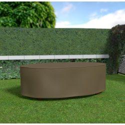 Covertop - Bútortakaró, ovális asztalhoz