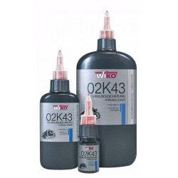 Wiko® 02K43 Ragasztó, 10 ml, közepes szilárdságú, csavarható ragasztó