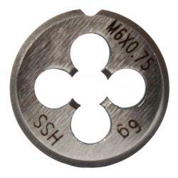 Menetmetsző MF, HSS-G M3-24-ig