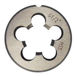 """Menetmetsző csőmenethez, HSS-G G1/8-1""""-ig"""
