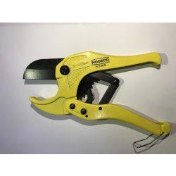 Csővágófogó - PVC műanyag csővágó 3-42 mm
