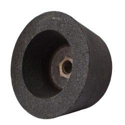Fazékkő SIC szemcsével (beton, kőzet) - 110 x 90 / M14 x 16-60-as szemcseméretig