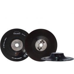 Műanyag tányér fibertárcsához 115-230mm méretben X M14