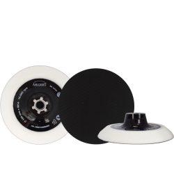Puha, szivacsos gumitányér 115-125mm méretben x M14