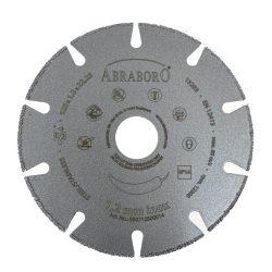 INOX gyémántszemcsés vágókorong No.14 - 125 x 1,2 x 22,23 mm