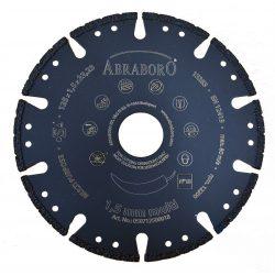 MULTI gyémántszemcsés vágókorong No.18 - 125 x 1,5 x 22,23 mm
