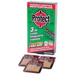 PROTECT® Combi hangyairtó csalétek - 3 db/doboz