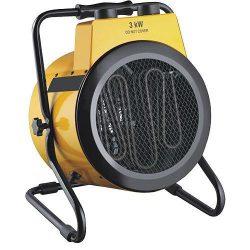 EXA1-30 elektromos melegítő, max. 3 kW
