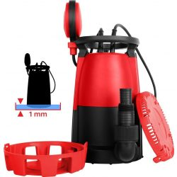 Pump STREND PRO GARDEN, 900W, 18000 l / h, 10 m cable, for mud water, 2in1