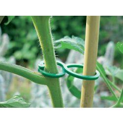 Speciális növénykapocs 25db/csomag - zöld