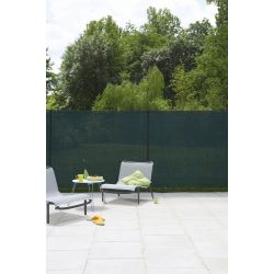 Extra erős árnyékoló, rögzítő hurokkal - 2m x 50m, zöld - 85%