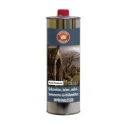 Sírkő, műkő, beton, természetes kő impregnálószer 1-5 literig