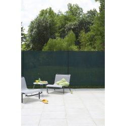 Extra erős árnyékoló, rögzítő hurokkal - 1,5 x 10 m, zöld - 85%