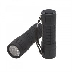LED-es elemlámpa - 9 LED - 9,5 cm