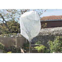 Nem szőtt textília növényeink téli védelmére fehér - 1,6 x 5m