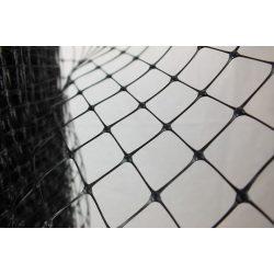 Könnyített műanyag kerítés 1 x 200m, fekete