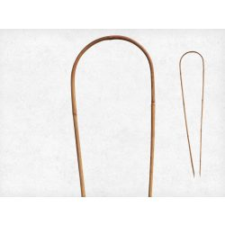 Ívelt bambuszkaró 3db/csomag, bambusz - 200cm