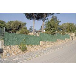 Műsövény zöld és barna szálakkal - 1,5 x 3m