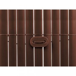 Kötöző - műanyag nádakhoz, árnyékoló hálókhoz - UV álló, barna (26db/csom.)