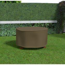 Okos bútortakaró kerek asztalhoz - 125 x 125 x h.70cm, UV álló
