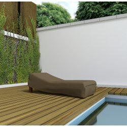 Okos bútortakaró kerti nyugágyhoz - 200 x 80 x h.40cm, UV álló