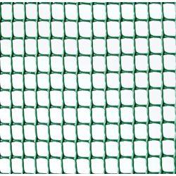 Műanyag kertirács - zöld 0,5 x 25m, szemméret: 5 x 5mm