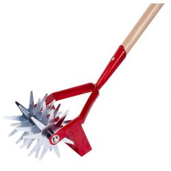 Yardworks Cultivator, CU-904, 4 knives, wooden handle 120 cm