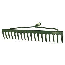 Gereblye R101 • 18 fogú, kerti, nyéllel 160 cm