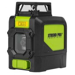Laser STREND PRO INDUSTRIAL 901CG, cross + 360 °, green