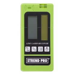 Detector STREND PRO GREEN, green beam, remote receiver