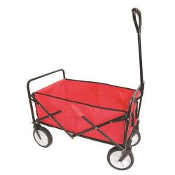Practic trolley, folding, PVC