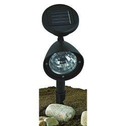 Solár merak lámpa - 140 mm