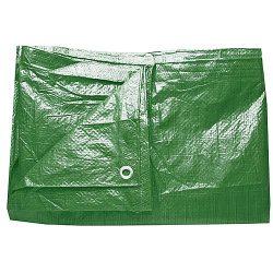 Takarófólia Tarpaulin Light 10,0x15,0 m, 65 g/m, zöld