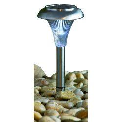 Lámpa Solar Segin, 270 mm, bal. 2 db, 2 Led, SS+PP