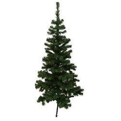 Fenyő fa hagyományos sötét, 210 cm