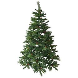 Mendoza fa, 210 cm, MIX fenyő-lucfenyő
