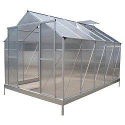 Greenhouse üvegház - 360 x 243 x 250 cm