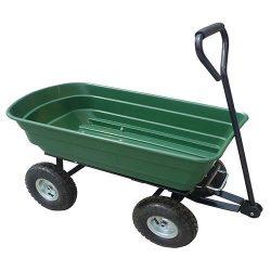 Taliga Greenlawn Transporter, hord. 250 kg, 75 lit, 930x505x510/895 mm