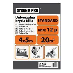 Strend Pro fólia festéshez, standard 4x12,5 m, 12?-es letakaró