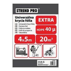 Strend Pro fólia festéshez, Extra 4x05,0m, 40m letakaró