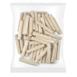 How Much Dipro 35-2726, 08x35 mm, Grooved, Wooden, Pack. 50 pcs