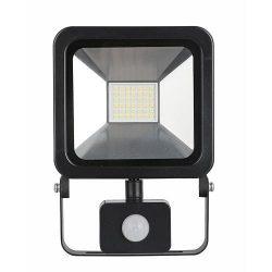 Reflektor LED AGP, 30W, 2400 lm, IP44, mozgásérzékelős