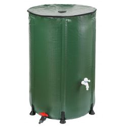 Barrel Strend Pro CRB38, 380 liters, foldable, for rainwater
