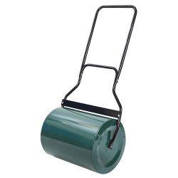 Kerti fém fűhenger - 50/40 cm , 60 liter