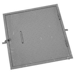 Aknafedlap KP50, 500x500 mm, szín
