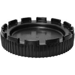Fedő JPP U-KOSH-50, čierny, szélestorkú