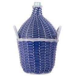 Demizson 15 literes üveg / műanyag