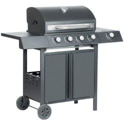 Grill BBQ Gordon, gas 4 + 1 burners