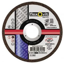 FlexOvit ThinCut F1379 125x1,6x22,2 mm, A46T-BF41
