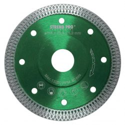Cutter Strend Pro Industrial 125x22.2x1.2 mm, diamond cutting, ultra thin